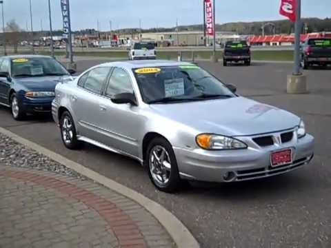2004 pontiac grand am se v6 silver hometown motors of Grand motors used cars