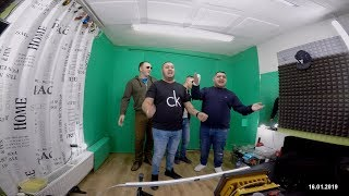 Gipsy boys Ulak - Ratijica - Making of