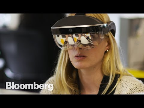 Could This Hologram Headset Replace Your Office?