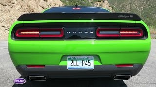 2017 Dodge Challenger T/A Exhaust Note