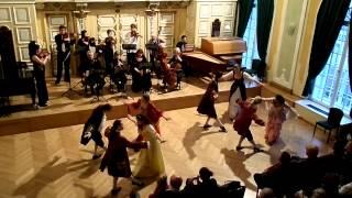 Gáláns hangok, barokk táncok-koncert (Bourrée) Thumbnail