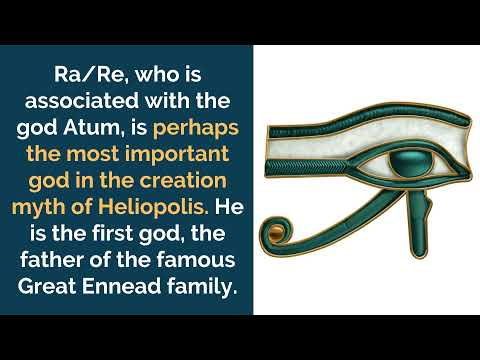 The Eye of Ra, Its Meaning and Origin