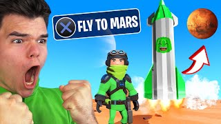 TRAILMAKERS ROCKETSHIP BUILD CHALLENGE! (Fly To Mars)