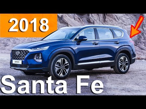 Хендай Санта Фе 2018 ... или Тойота RAV4 обзор Александра Михельсона Hyundai Santa Fe