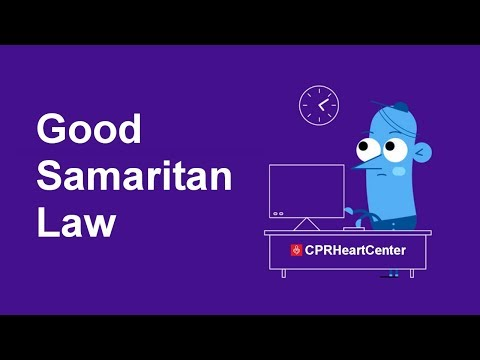 Good Samaritan Law & Definition - Can I be sued? (2018)