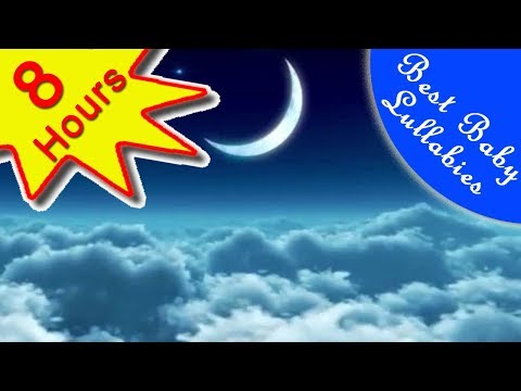 8 HOURS Baby Songs Lyrics Lullabies-Baby Music  Baby Lullaby Songs To Put A Baby To Sleep Baby  Song