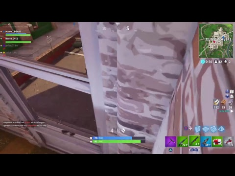 Meteor Is Hitting Dusty Depot RIGHT NOW! Fortnite BR Duos