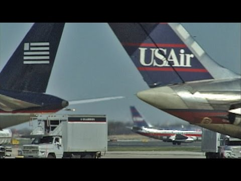 Farewell US Air!  (PHL 1998)