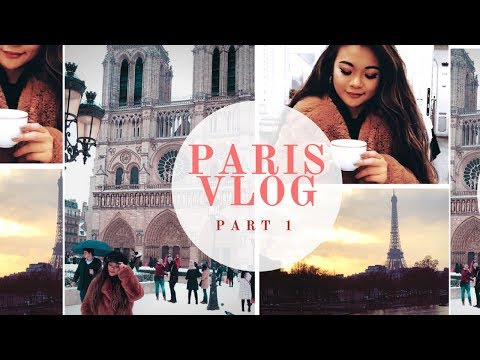 TRAVEL DIARY: FIRST TIME IN PARIS