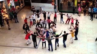 Slovensky Rueda de Casino Flashmob - BRATISLAVA