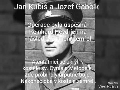 České osobnosti, hrdinové / Czech heroes | Cz 2015
