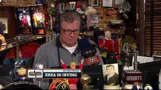 Shea in Irving calls in (11/16/15)