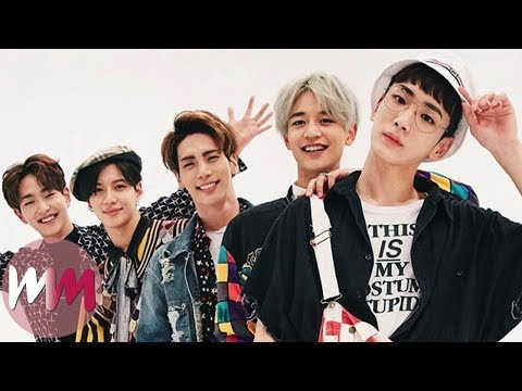 Top 10 K-Pop Boy Bands