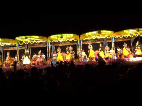 Yakshagana---Mandarthi Mela Koodata (5 SETS!) Oddolaga.