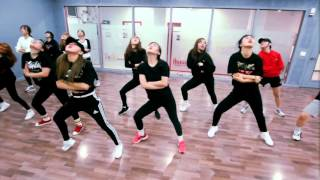 송파댄스학원 Beyonce Yonce Electric Bodega Trap Remix Choreography NYDANCE Waacking 왁킹