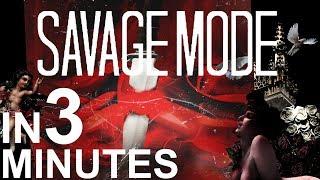 Скачать 21 Savage Savage Mode Album Art REMAKE