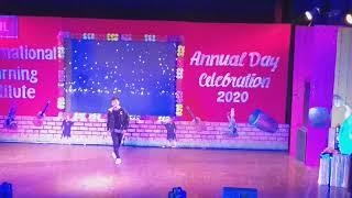 Valentine's Madley 2020 Raghav Chaitanya Dance By @classic_kid_max07