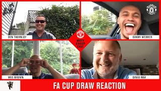 Mutv Group Chat | Brighton Reaction | Fa Cup Draw | Your Comments | Manchester United