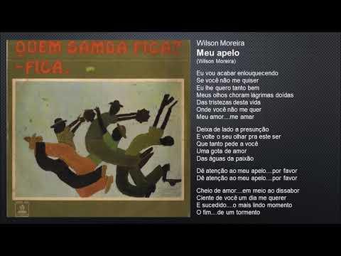 Wilson Moreira - Meu apelo (1974)