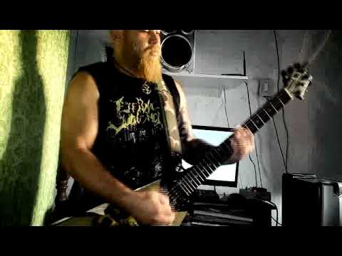 INFERMS GUITAR COVER WORLD DOWNFALL TERRORIZER Mp3