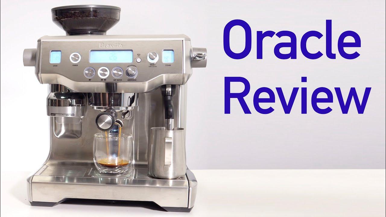 Breville Oracle Espresso Machine Review