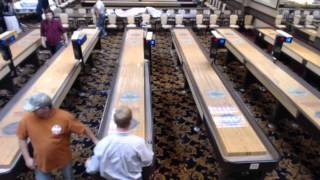 October 23 North American Shuffleboard Championships