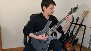 AUGUST BURNS RED - The Narrative Guitar Cover
