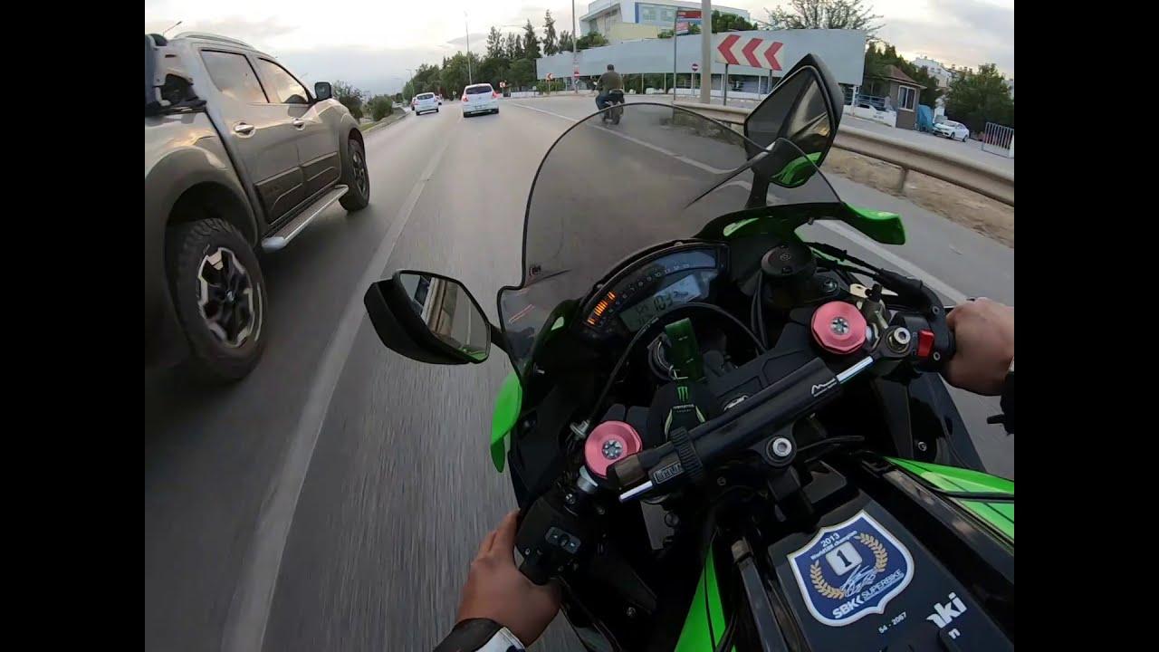 BEIYI Riders Ep.119 Kawasaki ZX-10R、Katana、CBR650R、MT-09、V4R - オートバイ/動態追焦/Motorcycle Compilation