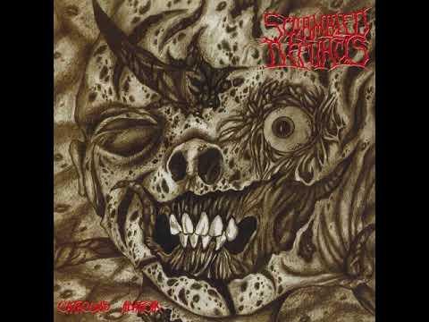 MetalRus.ru (Brutal Death Metal). SCRAMBLED DEFUNCTS — «Catacomb Abattoir» (1998) [Full Album]