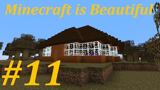 Minecraft is Beautiful: Episode 11 - Bryce Mesa Visitor
