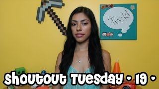 Shoutout Tuesday - Ep 19 - Q and A!