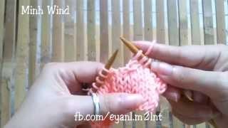 [Hướng dẫn đan cơ bản] - Stitch Over