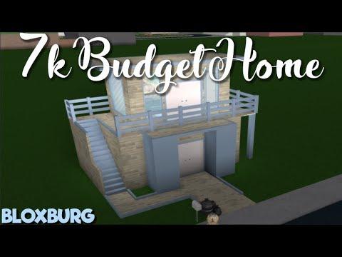 Bloxburg: 7k Budget Home|| ROBLOX