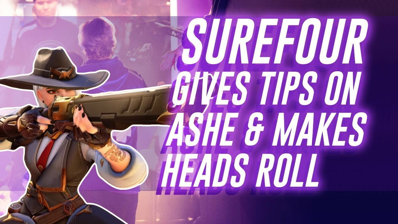 Surefour Gives TIPS on ASHE & Makes HEADS ROLL | Surefour Highlights #65