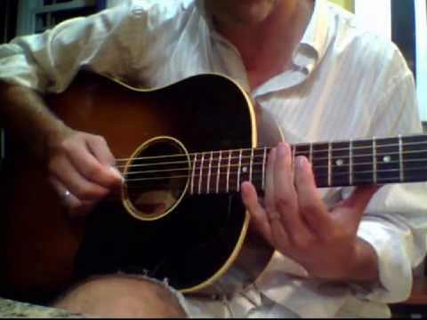 How to play Harvest Moon, Neil Young easy guitar how to