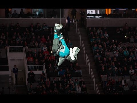 Hockey Mascot Fails