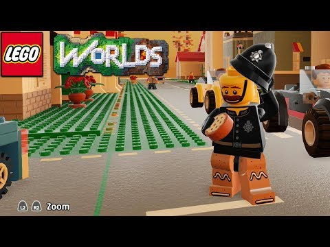 Lego Worlds - Man About Town [20]