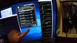 Тест в майнинге обычной EVGA GTX 1060 6gb и Mining Edition