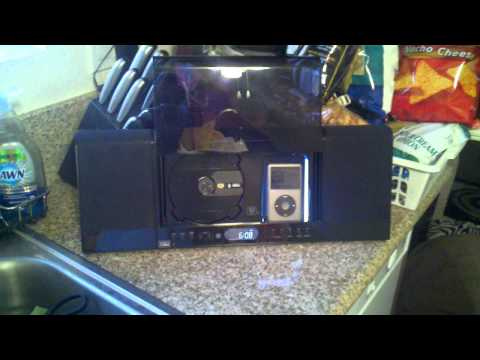 iLive Executive Home Music System