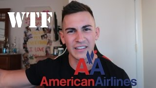 MY WORST FLYING EXPERIENCE.. @AMERICANAIRLINES
