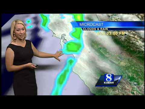 Get your Sunday Morning KSBW Weather with Tracy 10.19.14