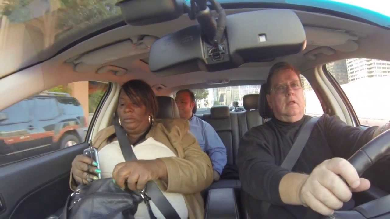 Casual Carpooling From San Francisco Youtube