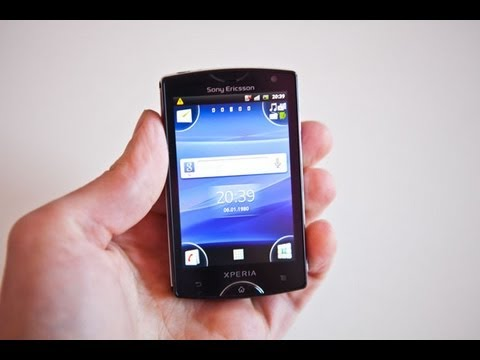 Sony-Ericsson Xperia Mini Test Review