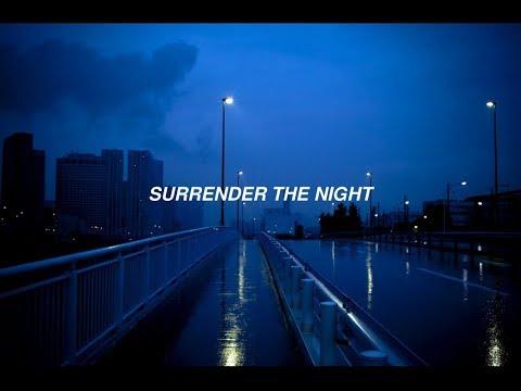 surrender the night lyrics // my chemical romance