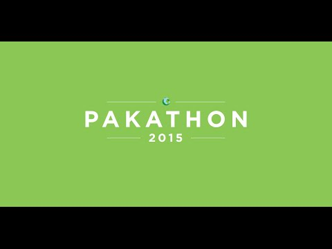 Pakathon Webinar: EcoEnergyFinance and Energy in Pakistan