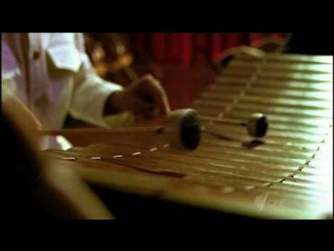 Ranad (Traditional Thai music instrument)