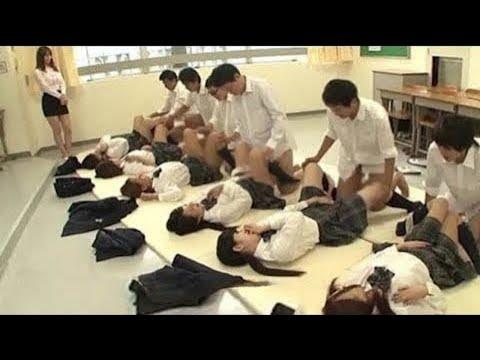 Japonya'nın En Tehlikeli Okul Kuralları - Garip Eğitim Sistemi