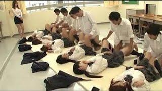 Japonyanın En Tehlikeli Okul Kuralları - Garip Eğitim Sistemi
