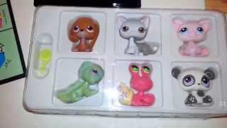Littlest Pet Shop Monopoly Parker Bros. 2007 Complete Ebay Showcase