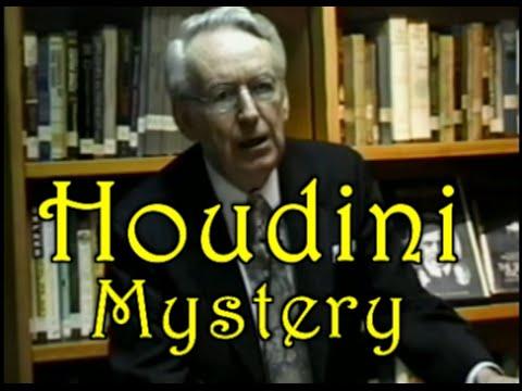 The Houdini Code Mystery: A Spirit Secret Solved